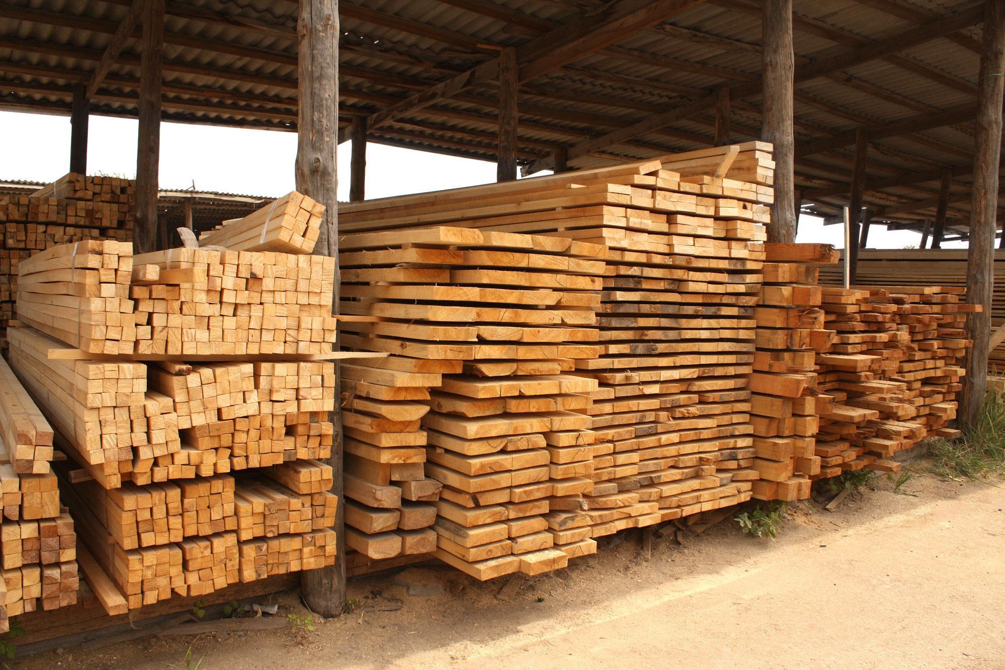 building materials shortages